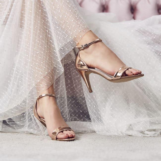 bruidsschoenen amiga bruidsmode