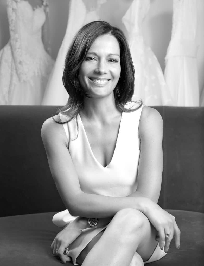 Alessandra Rinaudo pronovias designer